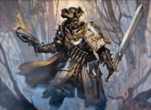 Bo1 Mono White Exile Aggro by MTG_Joe - #62 Mythic – October Ranked Season