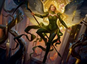 Historic Selesnya Humans by ILike2Lose - #821 Mythic – Innistrad: Midnight Hunt Day 3