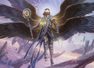 Azorius Angels by jokelamb - #13 Mythic - October Ranked Season