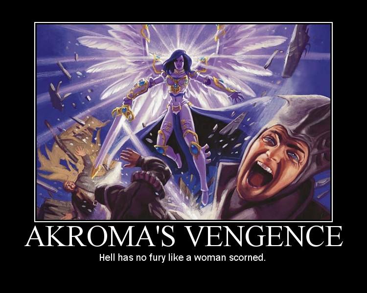 Akroma's Vengence