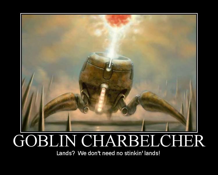 Goblin Charbelcher
