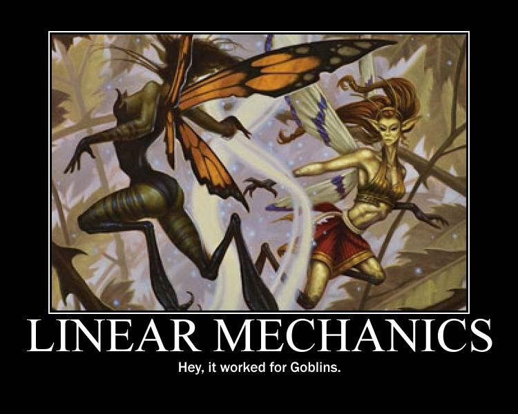 Linear Mechanics
