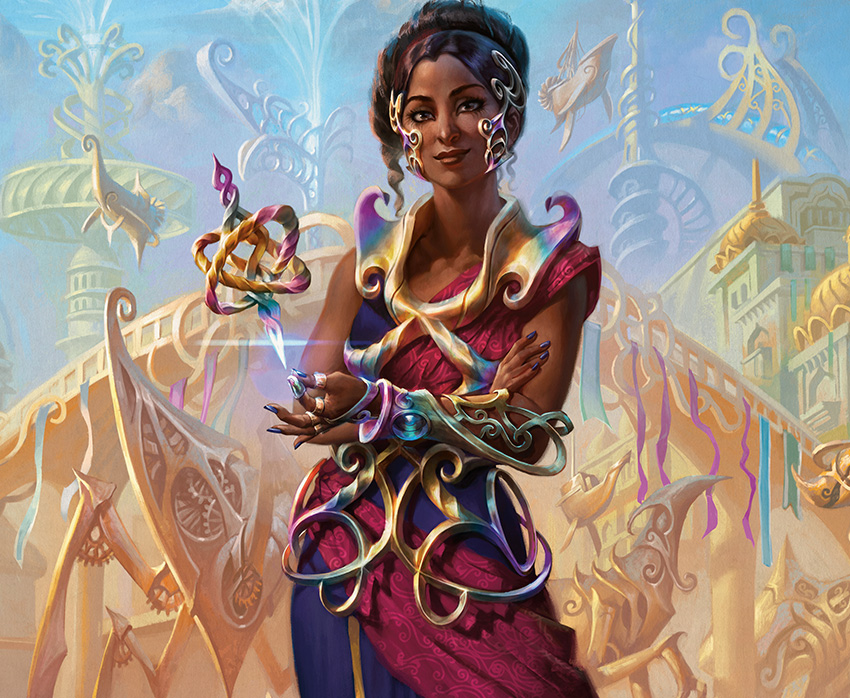 preview image for Four-Color Saheeli: How Wrenn and Six could make Jeskai obsolete