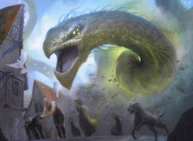 preview image for Scaling up in Modern with Bant Infect