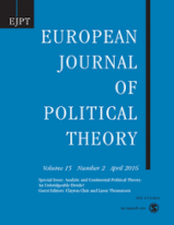 """Political Judgment Beyond Paralysis and Heroism: Deliberation, Decision and the Crisis in Darfur."" European Journal of Political Theory 10, no. 2 (2011): 225–253."