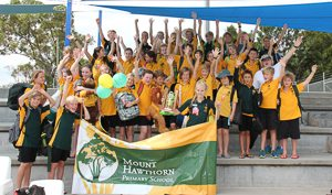Interschool Swimming Champion Team-10