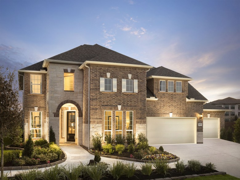 meritage homes for sale in houston texas
