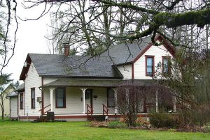 Philip Foster Farm (house built in 1883)