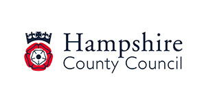 image of the Hampshire county council logo for MTI's clients