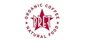 image of the Pret logo for MTI's clients