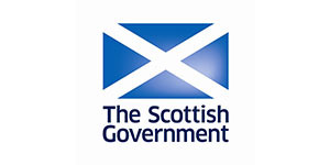 image of the scottish government logo for MTI's clients