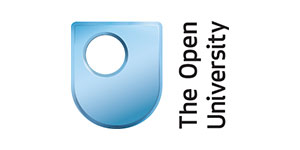 image of the open university logo for MTI's clients