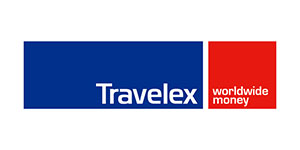 image of the Travelex logo for MTI's clients