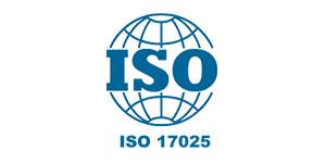image of ISO 17025 logo