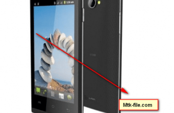 Lava Iris 100L Update firmware flash file Download