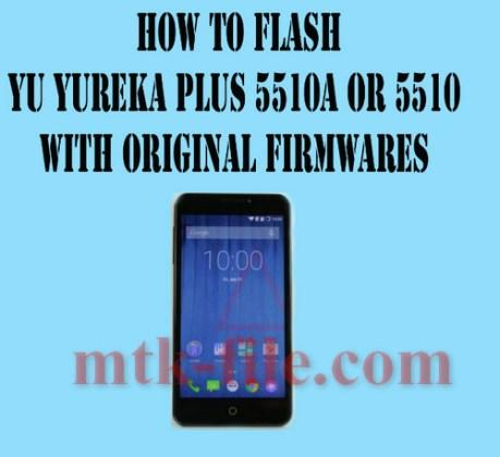 YU5510a Flash File