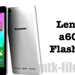 Lenovo A6000 Firmware