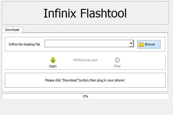 Infinix Flash Tool Download All Version