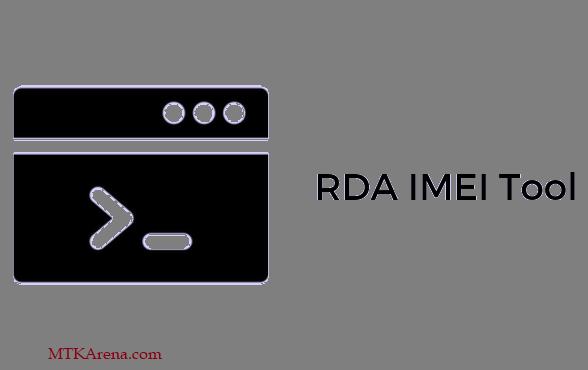 RDA IMEI Tool Download Latest Version