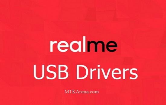 Realme USB drivers download