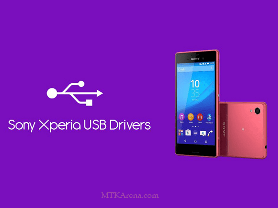 Sony Xperia USB Drivers download