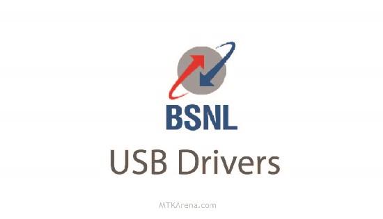 Bsnl USB Drivers
