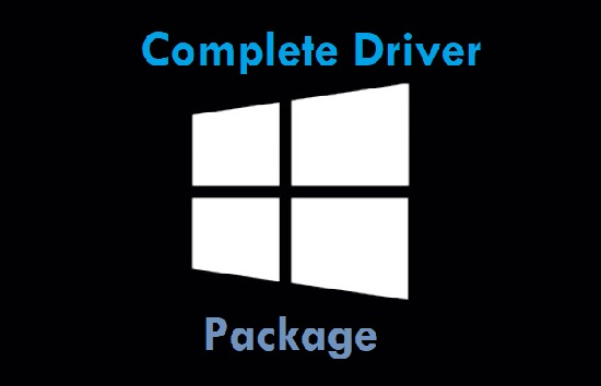 Complete Driver Package