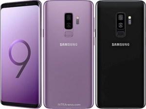 Samsung Galaxy S9 Plus SM-G965F Stock Firmware
