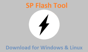 SP Flash Tool Download (MTK Flash Tools)
