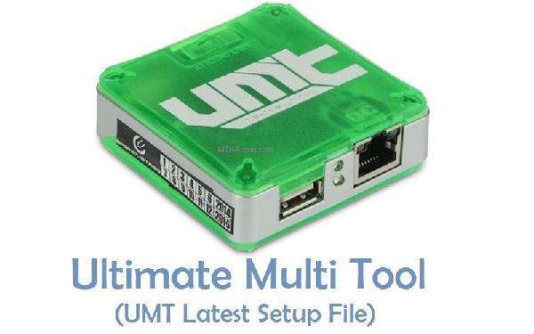 Download Ultimate Multi Tool - UMT Latest Setup File