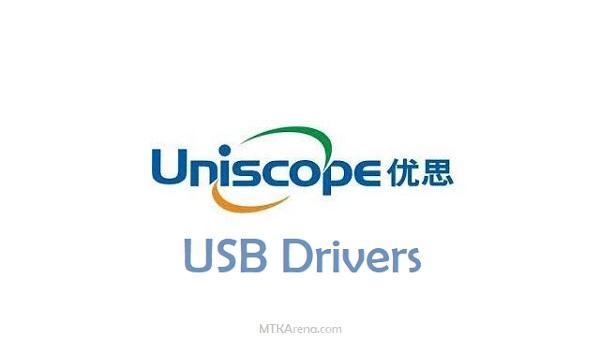 Uniscope USB Drivers