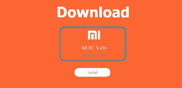 Xiaomi Mi PC Suite Free Download