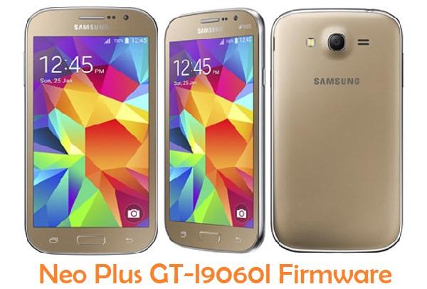 Samsung Galaxy Grand Neo Plus GT-I9060I Stock Firmware Download