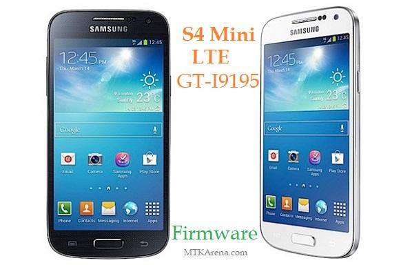 Samsung Galaxy S4 Mini LTE GT-I9195 Stock Firmware Download