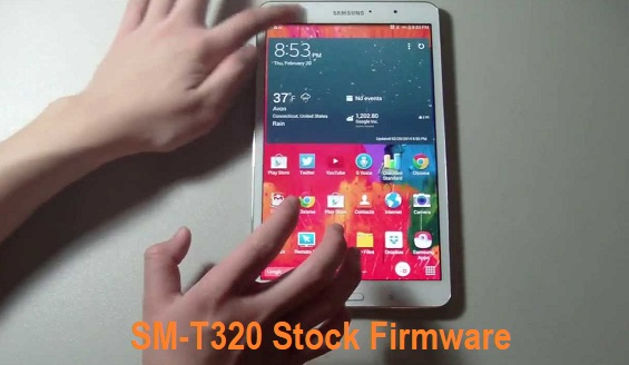 SM-T320 Stock Firmware