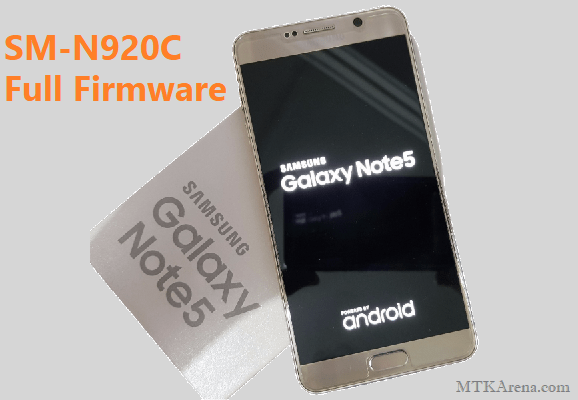 Samsung Galaxy Note 5 SM-N920C Full Firmware Download