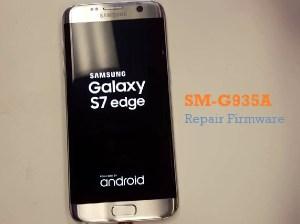 Samsung Galaxy S7 Edge SM-G935A Repair Firmware Download