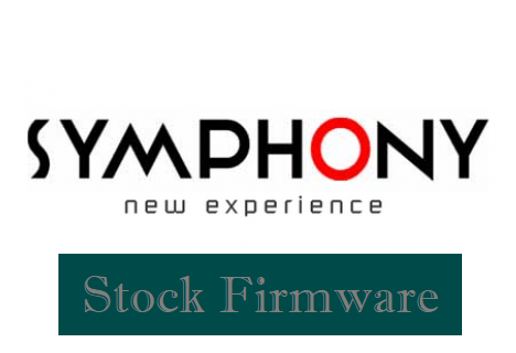 Symphony Firmware Download for All Models (Stock ROM)