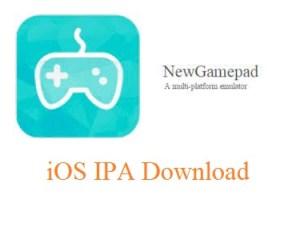 NewGamepad Emulator IPA Download for iOS 14