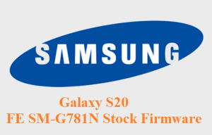 Samsung Galaxy S20 FE SM-G781N Stock Firmware Download