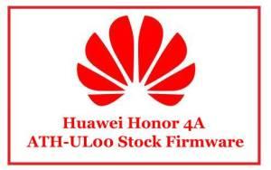 Huawei Honor 4A ATH-UL00 Stock Firmware