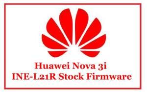 Huawei Nova 3i INE-L21R Stock Firmware