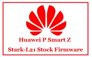 Huawei P Smart Z Stark-L21 Stock Firmware