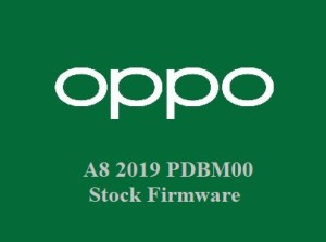 Oppo A8 2019 PDBM00 Stock Firmware Download
