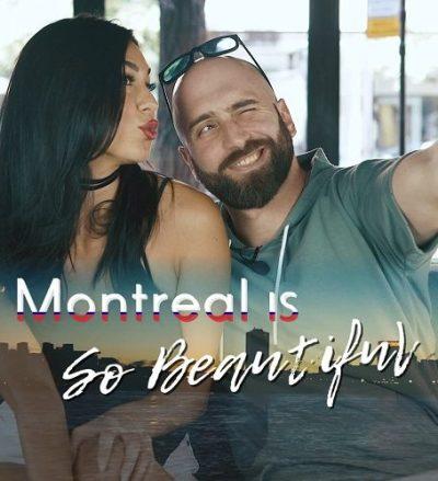 Montreal summer
