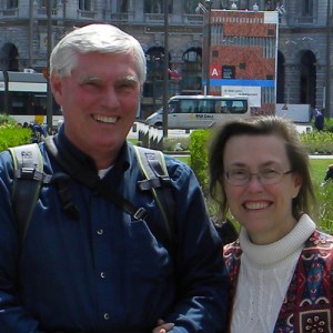 Michael and Christine Collison
