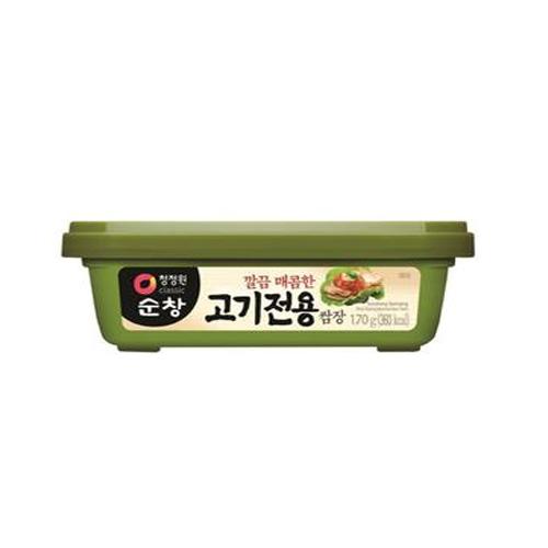 순창 깔끔매콤한 고기전용 쌈장 170g
