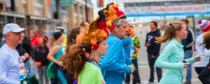 runnning thanksgiving day race