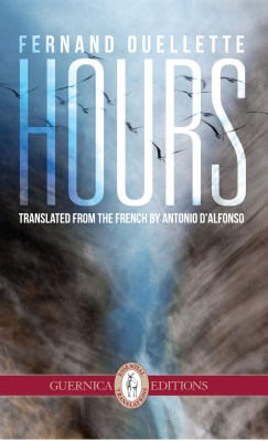 Hours, by Fernand Ouellette