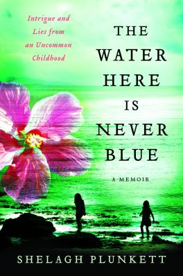 The Water Here is Never Blue, by Shelagh Plunkett